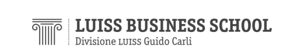 Luiss Business School Web Strategia Innovation Manager